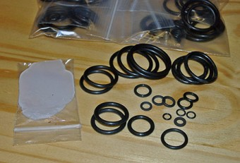 S16 replacement O-ring kit