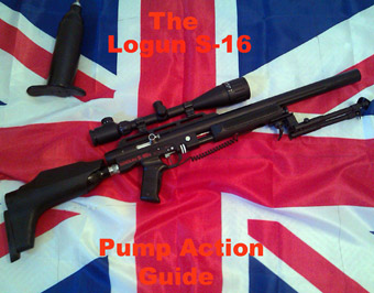S16 pump action conversion guide